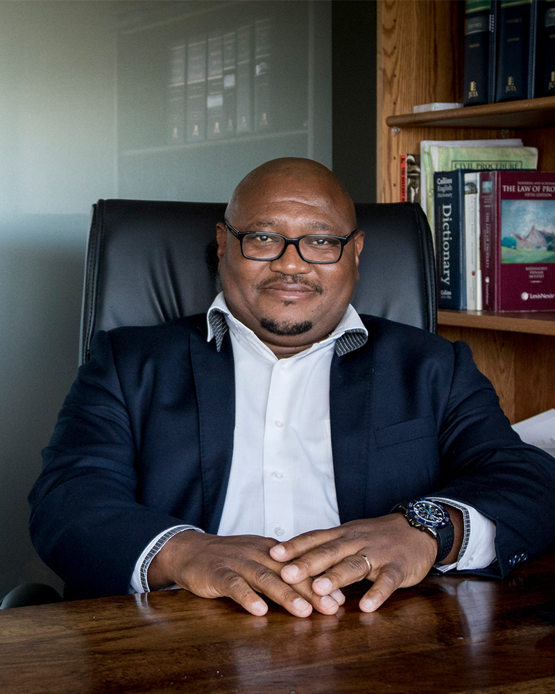 Ndlovu de Villiers attorneys